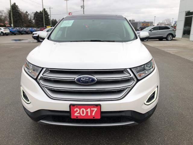 2017 Ford Edge SEL, AWD, V6, Leather, Remote Start