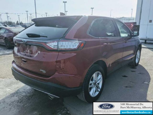 2017 Ford Edge SEL  |ASK ABOUT NO PAYMENTS FOR 120 DAYS OAC