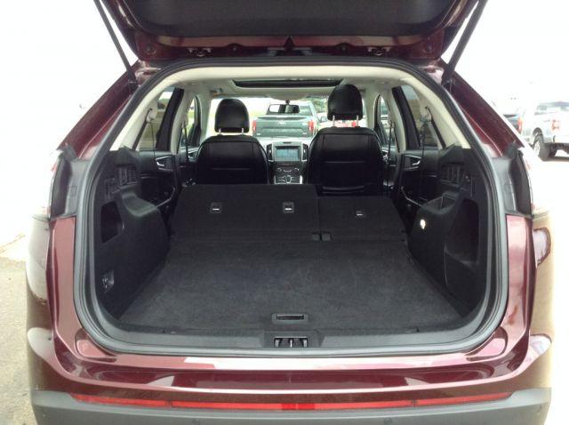 2017 Ford Edge 4 Door Sport Utility
