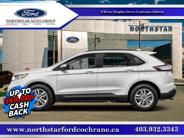 2017 Ford Edge SEL  -  - Air - Rear Air - $195 B/W