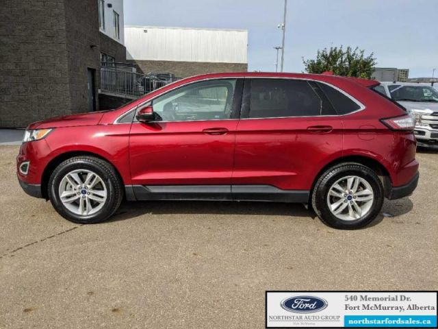 2017 Ford Edge SEL  |CERTIFIED PRE-OWNED