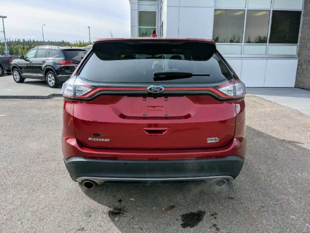 2017 Ford Edge SEL   CERTIFIED PRE-OWNED