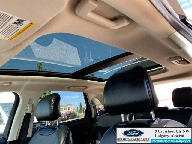 2017 Ford Edge SEL  |LEATHER| MOONROOF| NAV| HEATED STEERING WHEEL|
