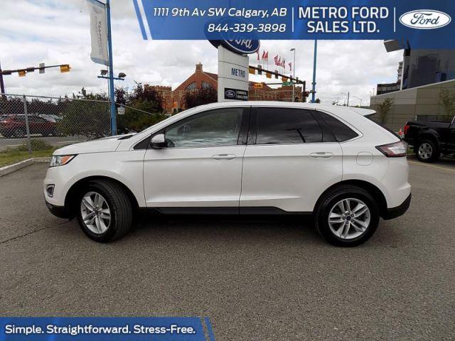 2017 Ford Edge SEL  - $195 B/W