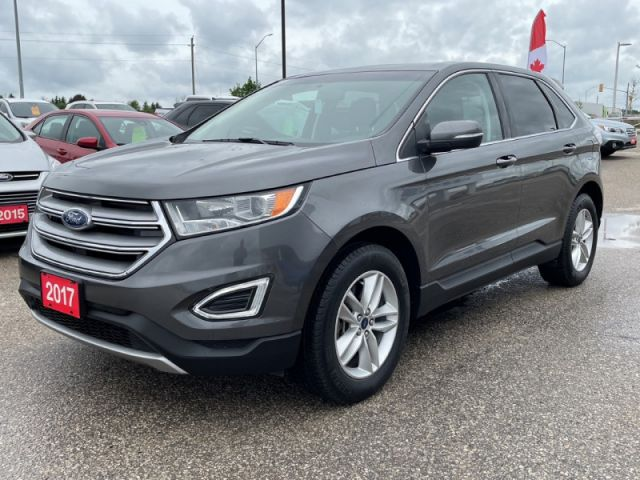 2017 Ford Edge SEL   SEL Model- Awd- Heated Seats- Blue Tooth- Back up Camer
