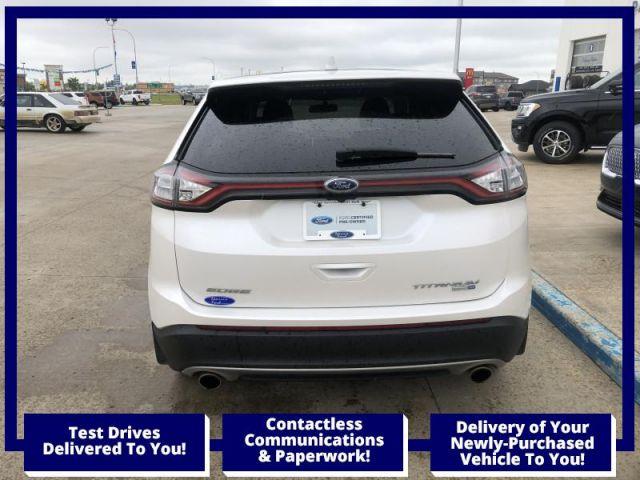 2017 Ford Edge Titanium  - Certified