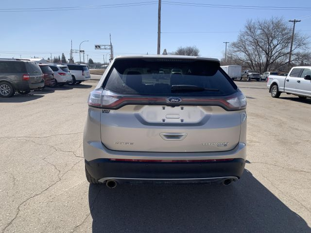 2017 Ford Edge Titanium TITANIUM AWD...One Owner