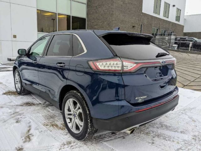 2017 Ford Edge Titanium AWD  |ALBERTA'S #1 PREMIUM PRE-OWNED SELECTION
