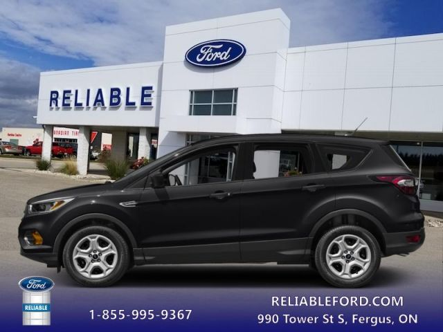 2017 Ford Escape SE  Navigation - Back Up Camera-Power Lift Gate-Heated Seats- Bl