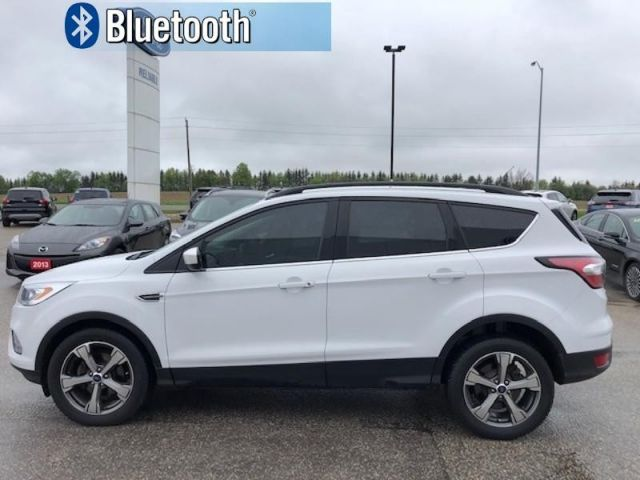 2017 Ford Escape SE  - Bluetooth -  Heated Seats - $131 B/W