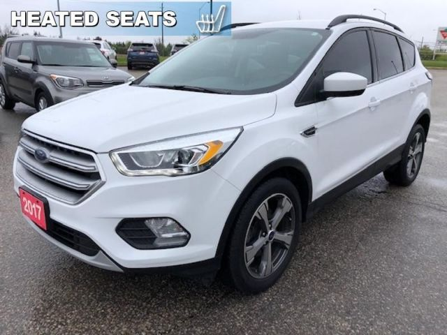 2017 Ford Escape SE  /Navigation/Heated Seats/Power Seat