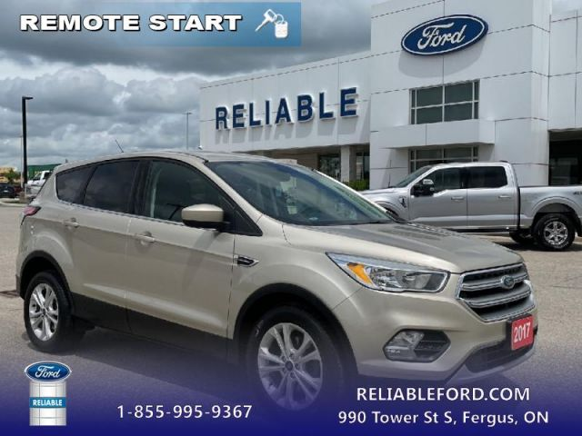 2017 Ford Escape SE   - Bluetooth -  Heated Seats- Remote Start- Back Up Camera