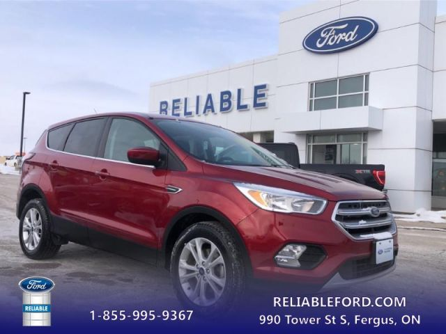 2017 Ford Escape SE  CPO Vehicle, 1.9% Financing up to 60 months OAC - Heated Sea