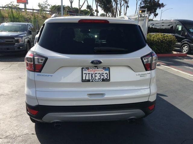 2017 Ford Escape Titanium FWD