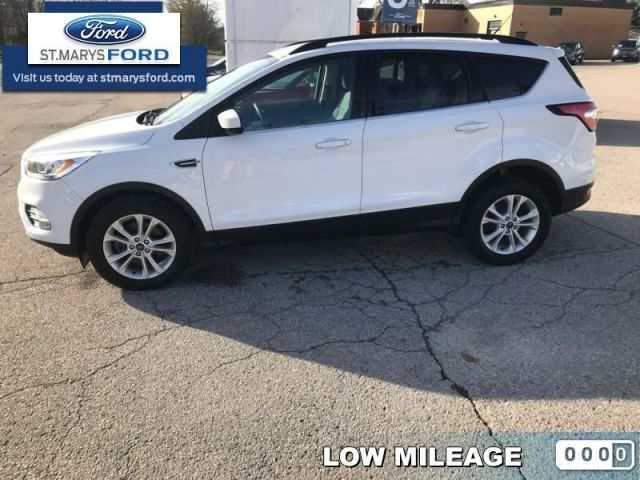 2017 Ford Escape SE  - Bluetooth -  Heated Seats - $184 B/W