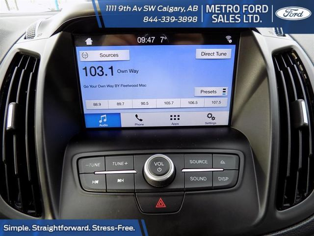 2017 Ford Escape SE  - $151 B/W
