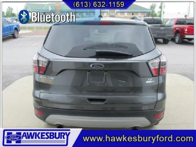 2017 Ford Escape ELECT SEAT, ROOF RAILS, SYNC 3