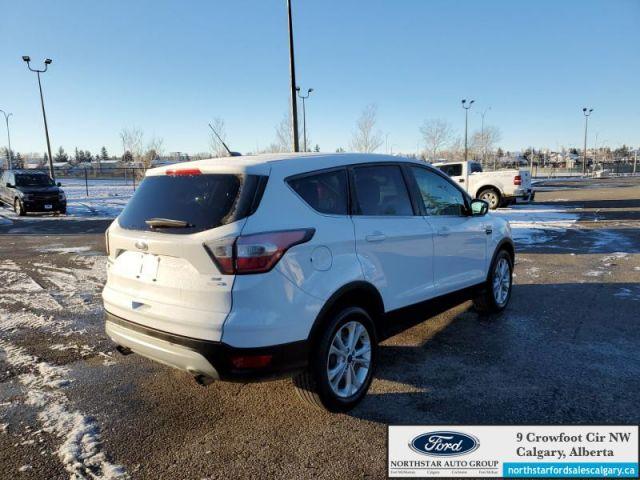 2017 Ford Escape SE   ECOBOOST  CLOTH  AWD  - $147 B/W