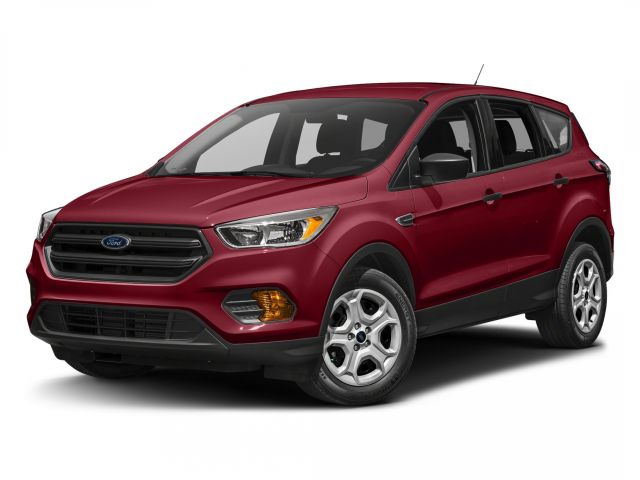 2017 Ford Escape SE AWD Leather