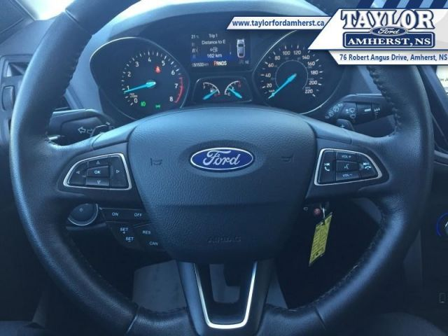 2017 Ford Escape SE  - One owner - Local - Trade-in - $86.20 /Wk