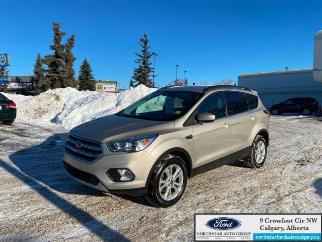 2017 Ford Escape SE  |ECOBOOST| TOUCH SCREEN| AWD| CLOTH| - $147 B/W