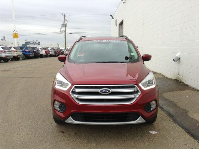 2017 Ford Escape 4 Door Sport Utility