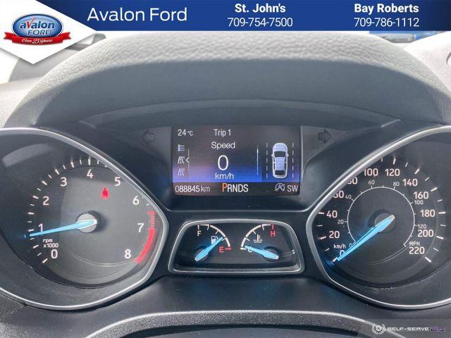 2017 Ford Escape Titanium - 4WD