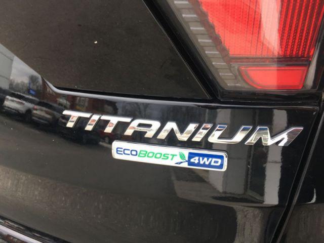2017 Ford Escape Titanium  - Leather Seats -  Bluetooth - $155 B/W