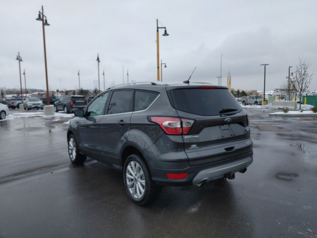 2017 Ford Escape Titanium  - Certified - Leather Seats - $174 B/W