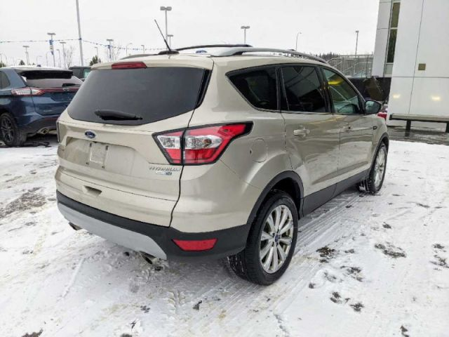 2017 Ford Escape Titanium 4WD  |CERTIFIED PRE-OWNED