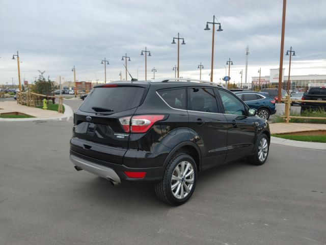2017 Ford Escape Titanium  |1.9% CPO UP TO 72 MONTHS|LEATHER|ROOF|NAVI $167 B/W
