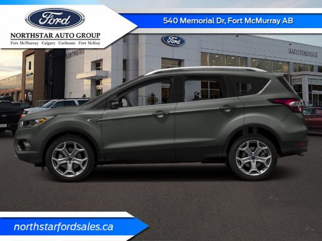 2017 Ford Escape Titanium 4WD  |2 YEARS / 40,000KMS POWERTRAIN WARRANTY INCLUDED