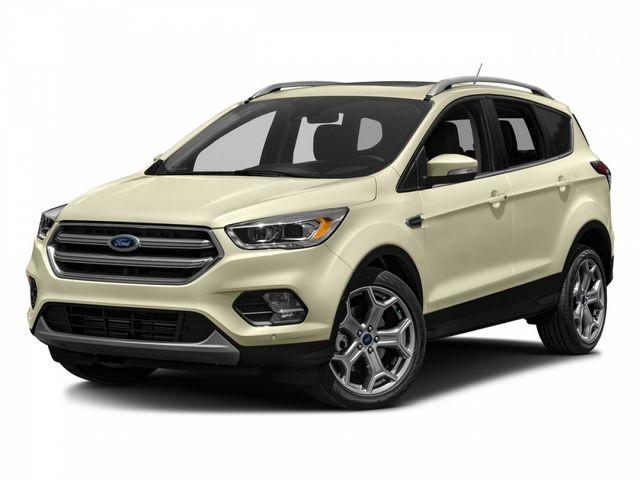 2017 Ford Escape Titanium *No Accidents* Local Trade