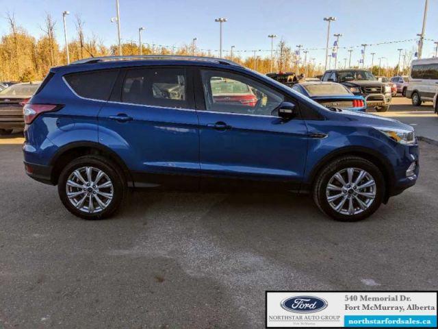 2017 Ford Escape Titanium  |2.0L|Rem Start|Canadian Touring Pkg|Certified Pre-Own