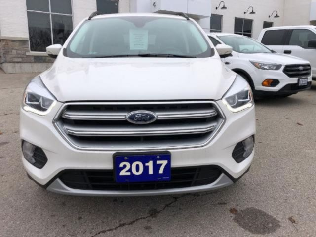 2017 Ford Escape Titanium  - Leather Seats -  Bluetooth - $168 B/W