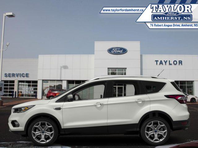 2017 Ford Escape Titanium  - Leather Seats -  Bluetooth - $86.55 /Wk