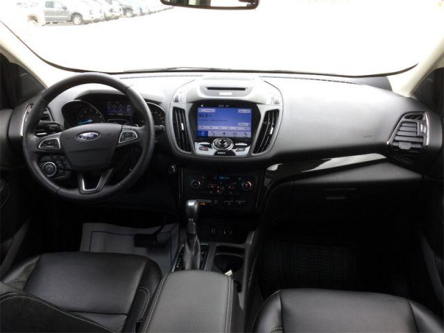 2017 Ford Escape Titanium  - Leather Seats -  Bluetooth