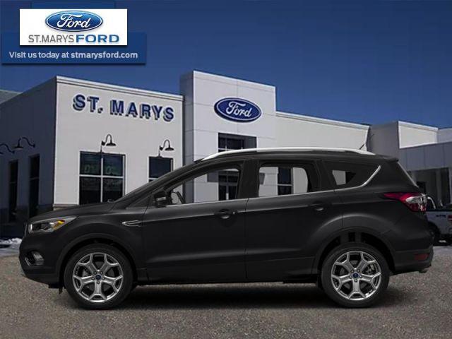 2017 Ford Escape Titanium  - Leather Seats -  Bluetooth - $162 B/W