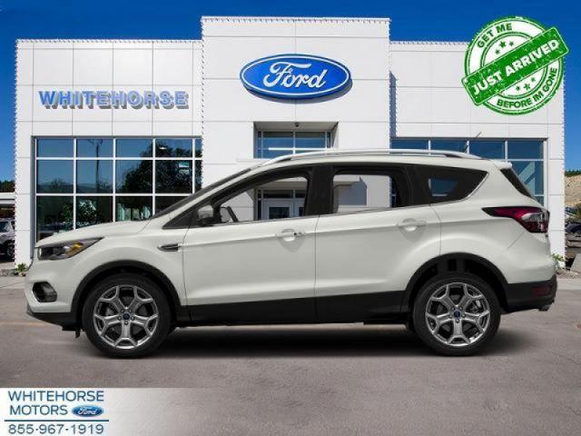 2017 Ford Escape Titanium  - Leather Seats -  Bluetooth - $175 B/W