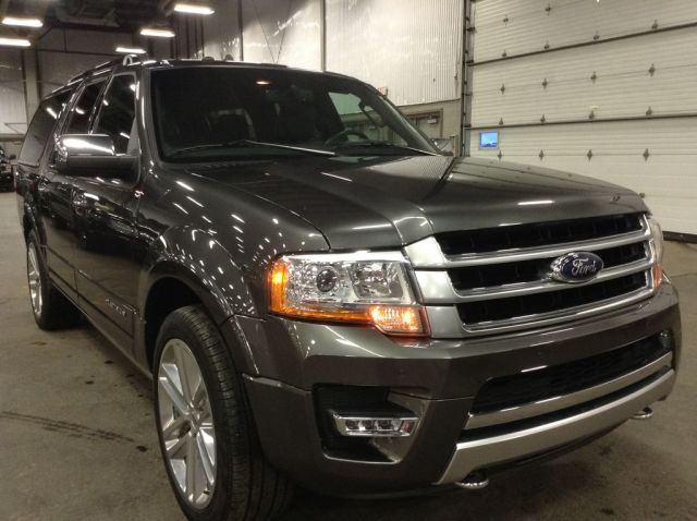2017 Ford Expedition Max 4 Door Sport Utility