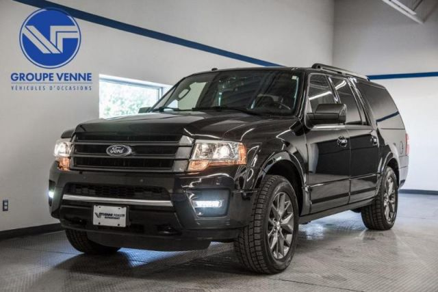 2017 Ford Expedition MAX Limited