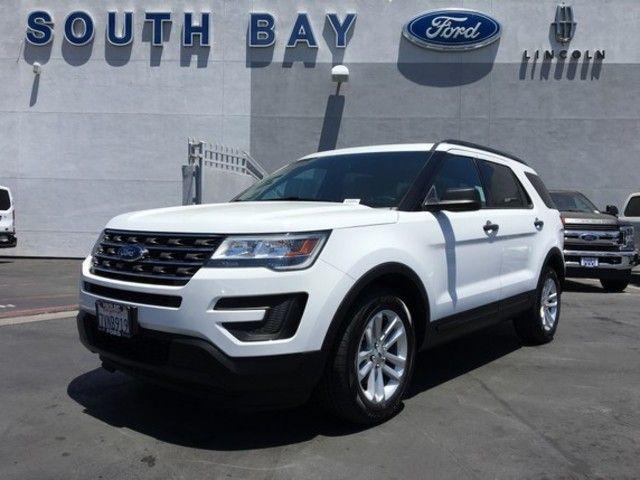 2017 Ford Explorer Base FWD
