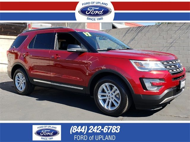 Used 2016 Ford Explorer Xlt Near Upland Ford Of Upland