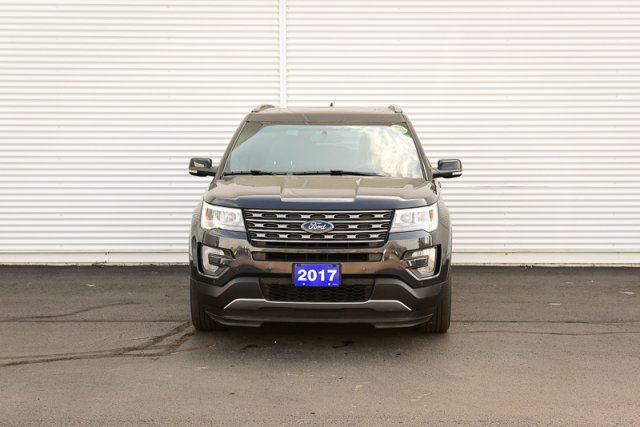 2017 Ford Explorer XLT / ACCIDENT FREE / REMOTE START / LEATHER / MOON ROOF