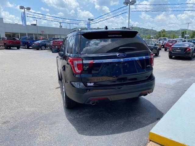2017 Ford Explorer Base 4WD