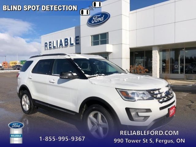 2017 Ford Explorer XLT  - Heated Seats -  Bluetooth - $195.42 B/W