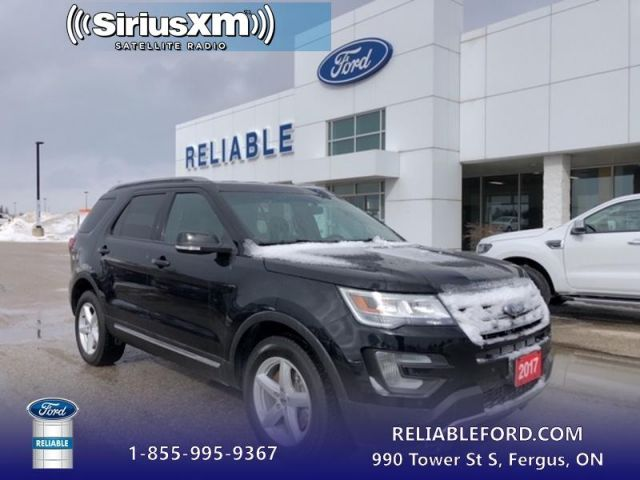 2017 Ford Explorer XLT  - Heated Seats -  Bluetooth - $214.99 B/W
