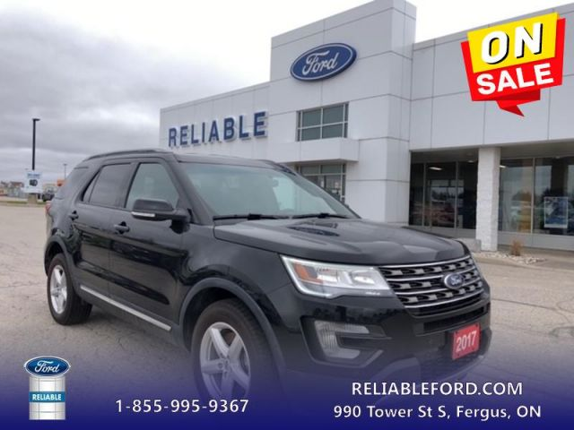 2017 Ford Explorer XLT  - Heated Seats -  Bluetooth - $215 B/W