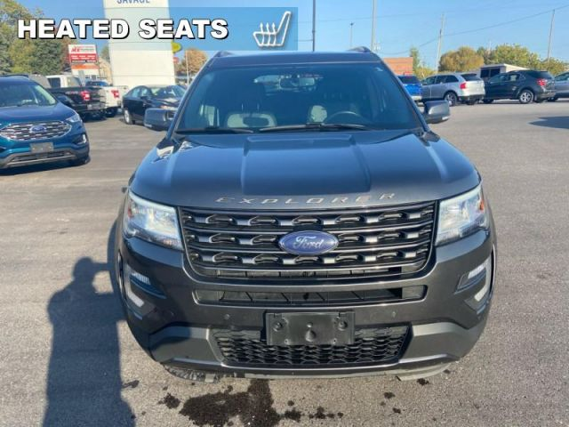 2017 Ford Explorer XLT  - One owner - Trade-in - $227 B/W