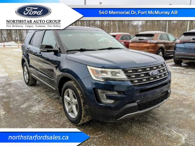 2017 Ford Explorer XLT  |2 YEARS / 40,000KMS EXTENDED POWERTRAIN WARRANTY INCLUDED